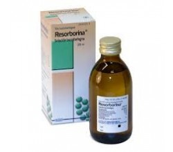 RESORBORINA (SOLUCION TOPICA 200 ML )