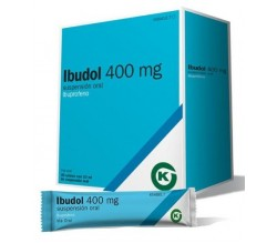 IBUDOL (400 MG 20 SOBRES SUSPENSION ORAL )