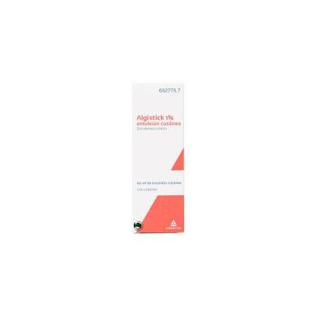 ALGISTICK (1% EMULSION TOPICA 60 ML )