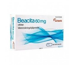 BEACITA (60 MG 84 CAPSULAS (BLISTER) )
