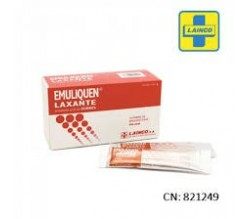 EMULIQUEN LAXANTE (10 SOBRES EMULSION ORAL 15 ML )