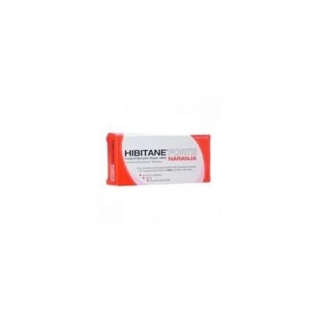 hibitane (5/5 mg 20 comprimidos para chupar naranja)